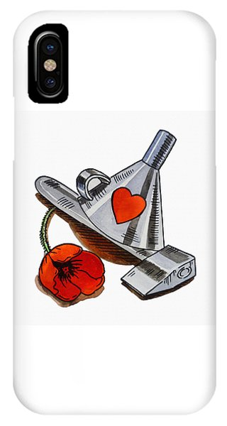 Tin Man Hat The Wizard Of Oz IPhone Case