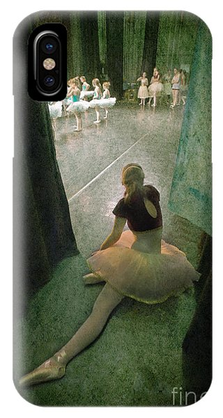 Tiny Ballerina IPhone Case