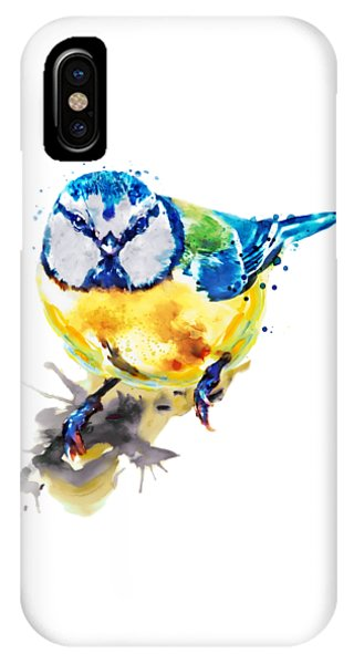 Tiny Colorful Bird IPhone Case