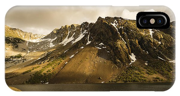 Tioga Lake In June IPhone Case