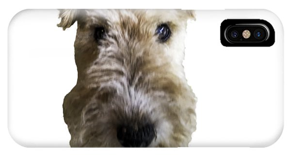 Tipper The Fox Terrier IPhone Case