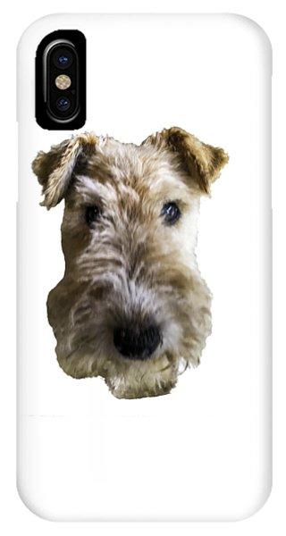 Tipper The Fox Terrier IPhone Case