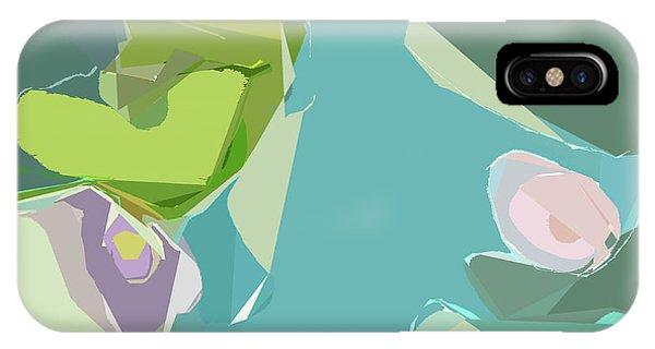 Tissue Paper IPhone Case