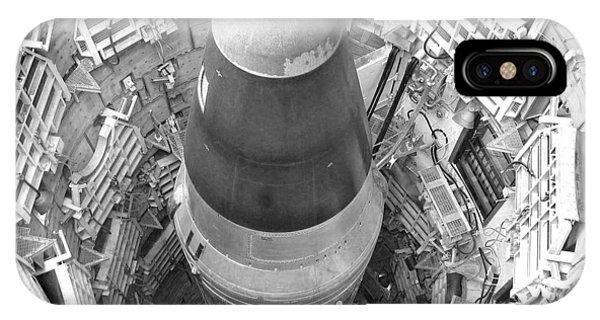 Titan Missile Site Museum IPhone Case
