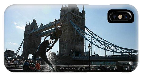 London Bridge iPhone Case - TL by MGhany