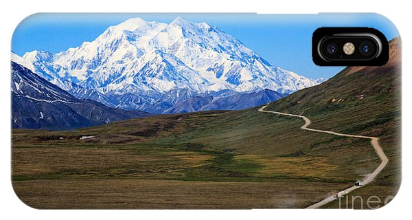 To Mount Mckinley IPhone Case