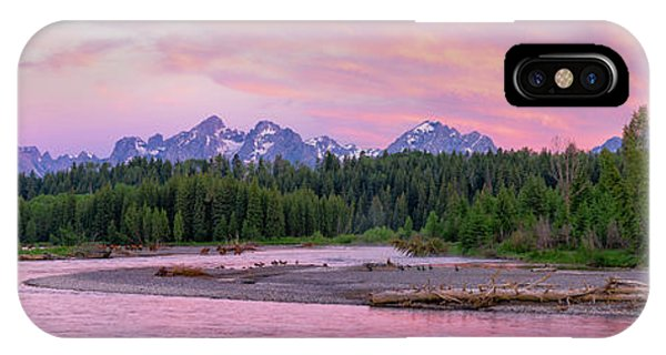 To The Tetons IPhone Case