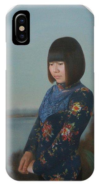 Fantasy Realistic Still Life iPhone Case - To Xiu Pan by Weiyu Xia