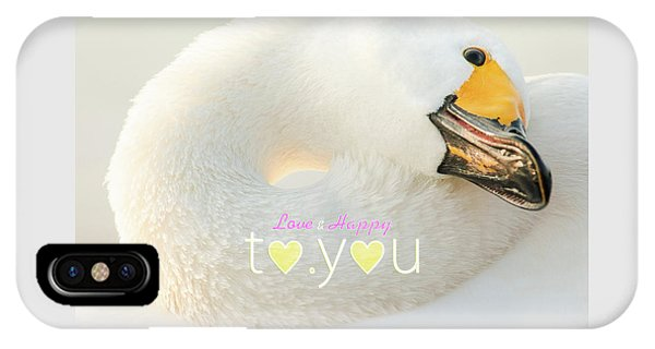 To You #001 IPhone Case