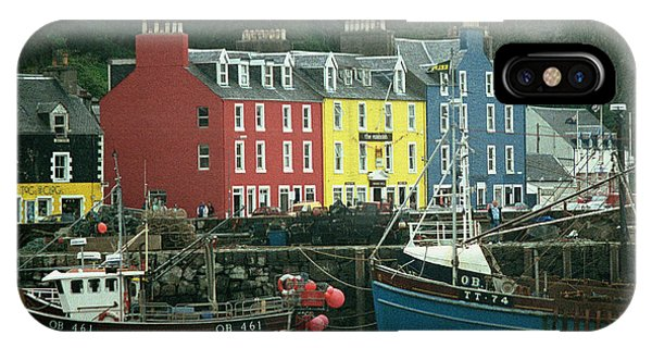 Tobermory I IPhone Case