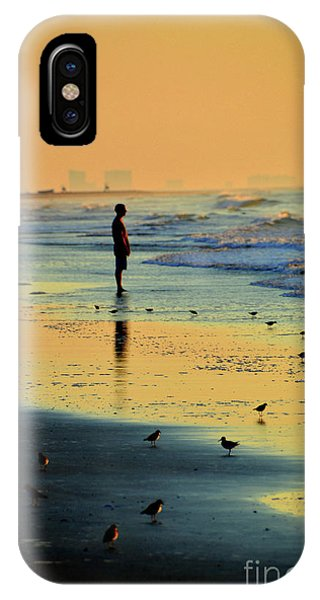 Today's The Day When Anything Is Possible IPhone Case