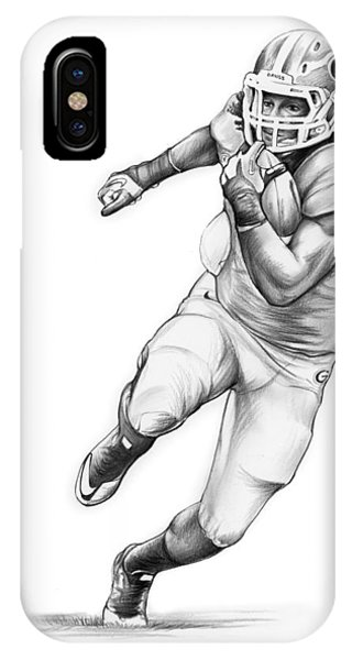 Todd Gurley IPhone Case