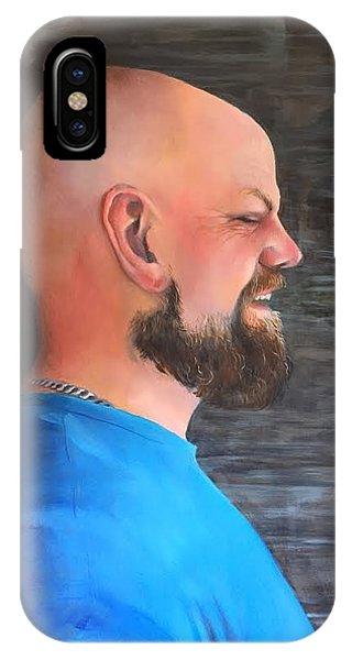 Todd IPhone Case