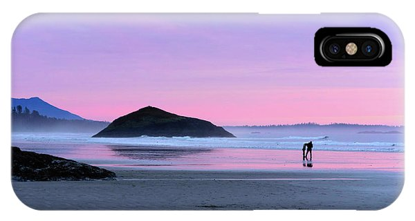 Tofino Sunset IPhone Case