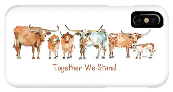 Together We Stand Lh013 IPhone Case
