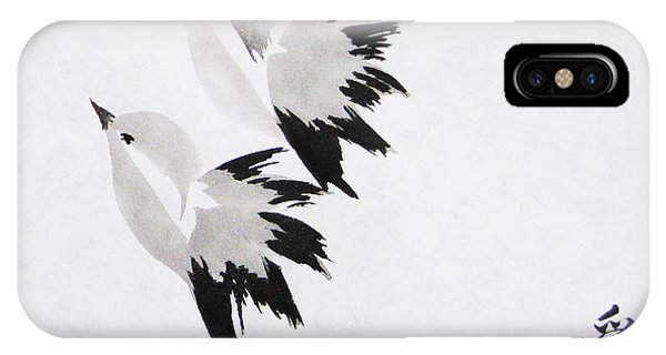 Together We'll Fly Side By Side IPhone Case