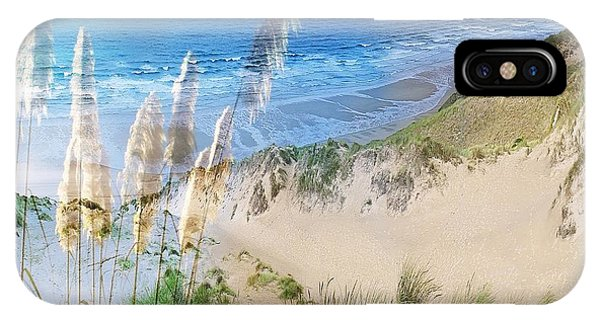 Toi Tois In Coastal  Sandhills IPhone Case