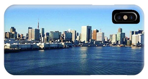 #東京 #tokyo  #love_all_sky Phone Case by Bow Sanpo