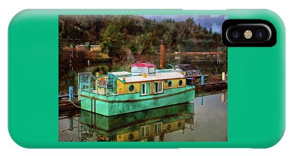 Toledo Showboat IPhone Case