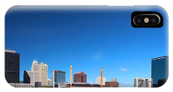 Toledo Skyline I IPhone Case