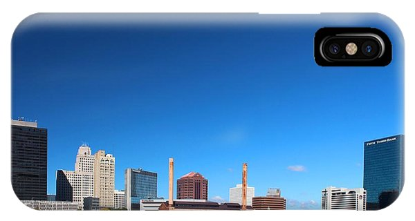 Toledo Skyline I IPhone Case