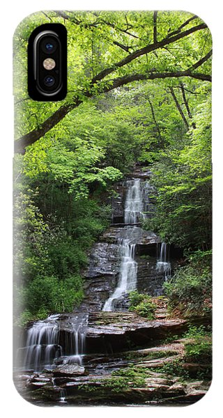 Tom Branch Falls - Gsmnp IPhone Case