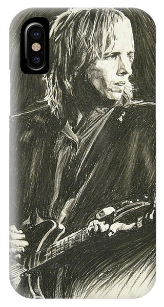 Tom Petty 1 IPhone Case