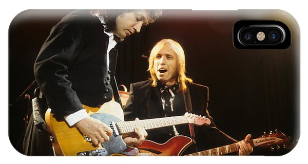Tom Petty And Mike Campbell IPhone Case
