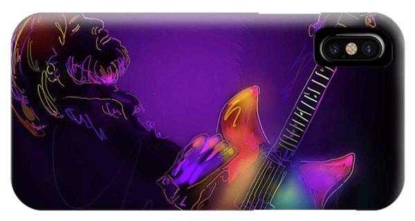 Tom Petty Tribute 1 IPhone Case