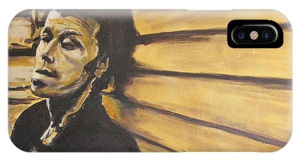 Tom Waits IPhone Case