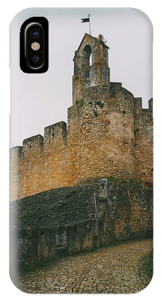 Tomar Castle, Portugal IPhone Case