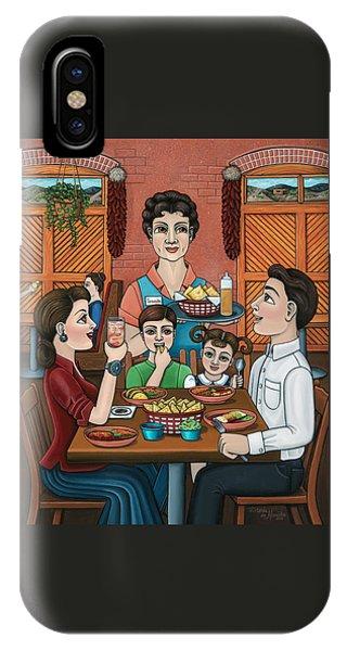 Tomasitas Restaurant IPhone Case