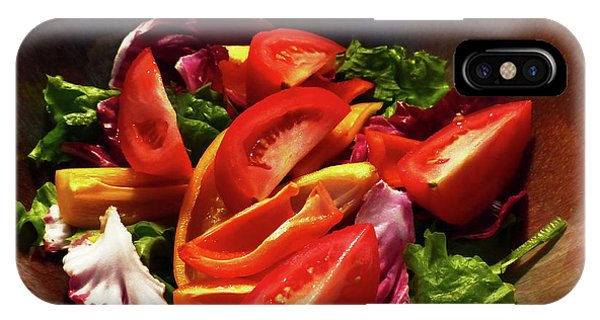 Tomato Salad IPhone Case