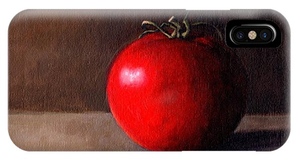 Tomato Still Life 1 IPhone Case