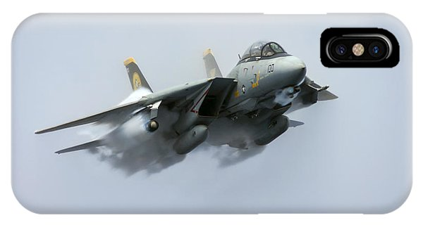Tomcatters Broke The Sound Barrier IPhone Case