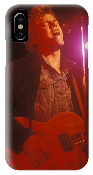 Tommy Conwell IPhone Case