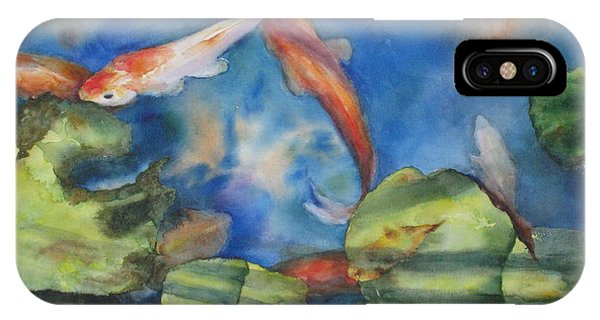 Tom's Pond IPhone Case