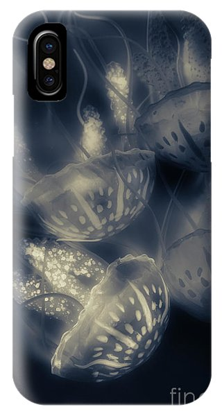 Neon iPhone Case - Tonical Entangle by Jorgo Photography - Wall Art Gallery