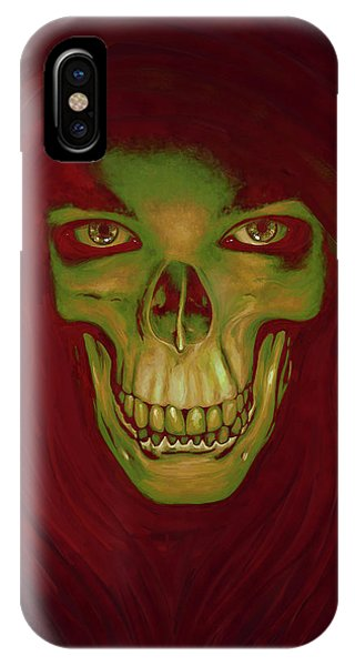 Toothy Grin IPhone Case
