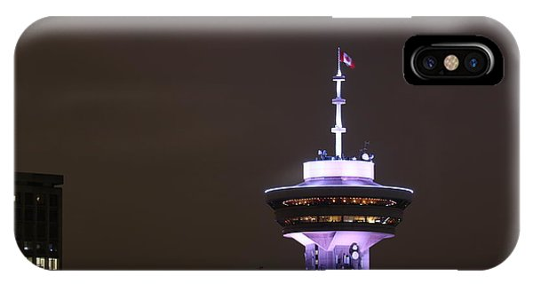 Top Of Vancouver Restaurant IPhone Case