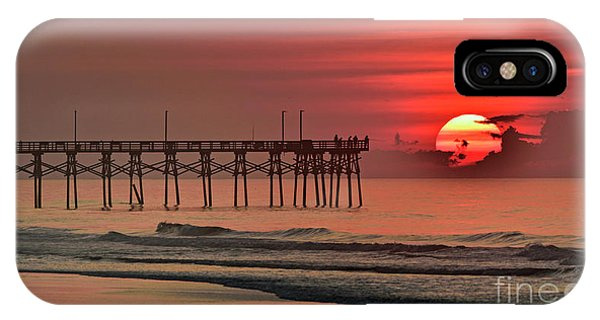 Topsail Moment IPhone Case