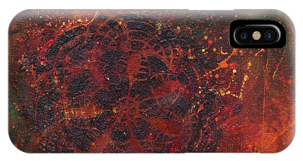 iPhone Case - Torched by Julie Acquaviva Hayes
