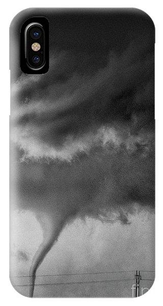 Tornado IPhone Case