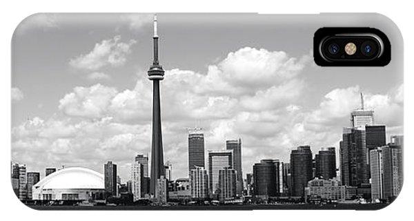Toronto Skyline 11 IPhone Case