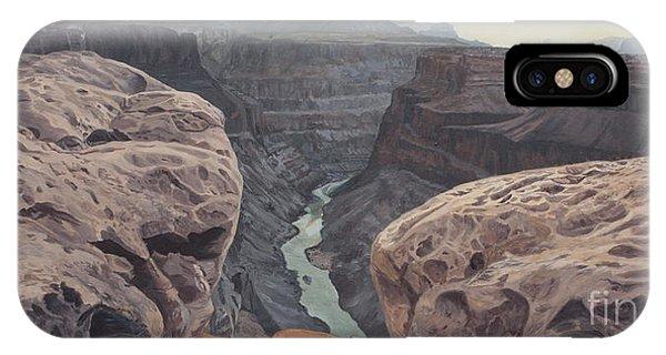 Toroweap Overlook Grand Canyon North Rim IPhone Case