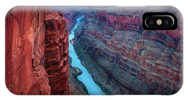 Grand Canyon iPhone Case - Toroweap Sunrise by Inge Johnsson