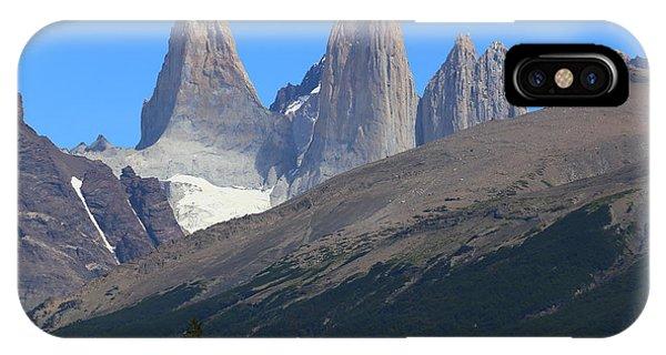 Torres Del Paine IPhone Case