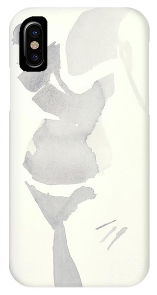 torso_1228 Up to 70 x 90 cm IPhone Case