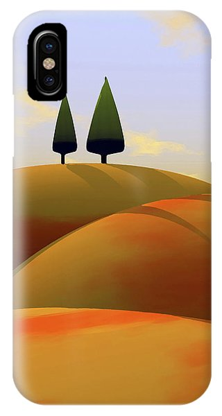 Rendering iPhone Case - Toscana 1 by Cynthia Decker
