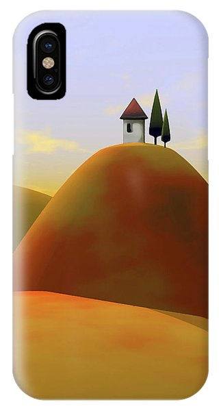 Rendering iPhone Case - Toscana 2 by Cynthia Decker